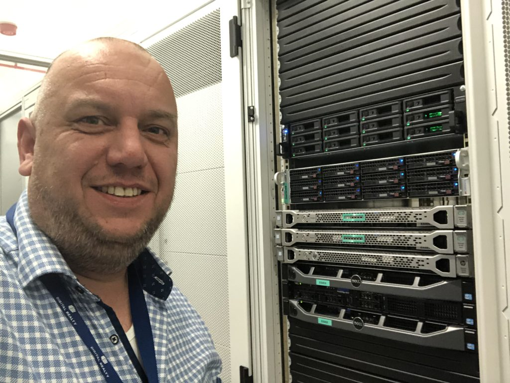 Bas Steijvers datacenter