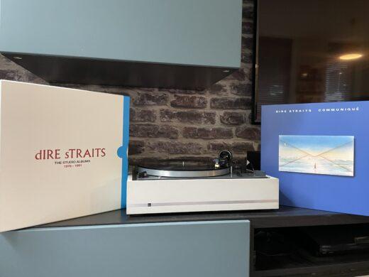 dire straits studio album collection