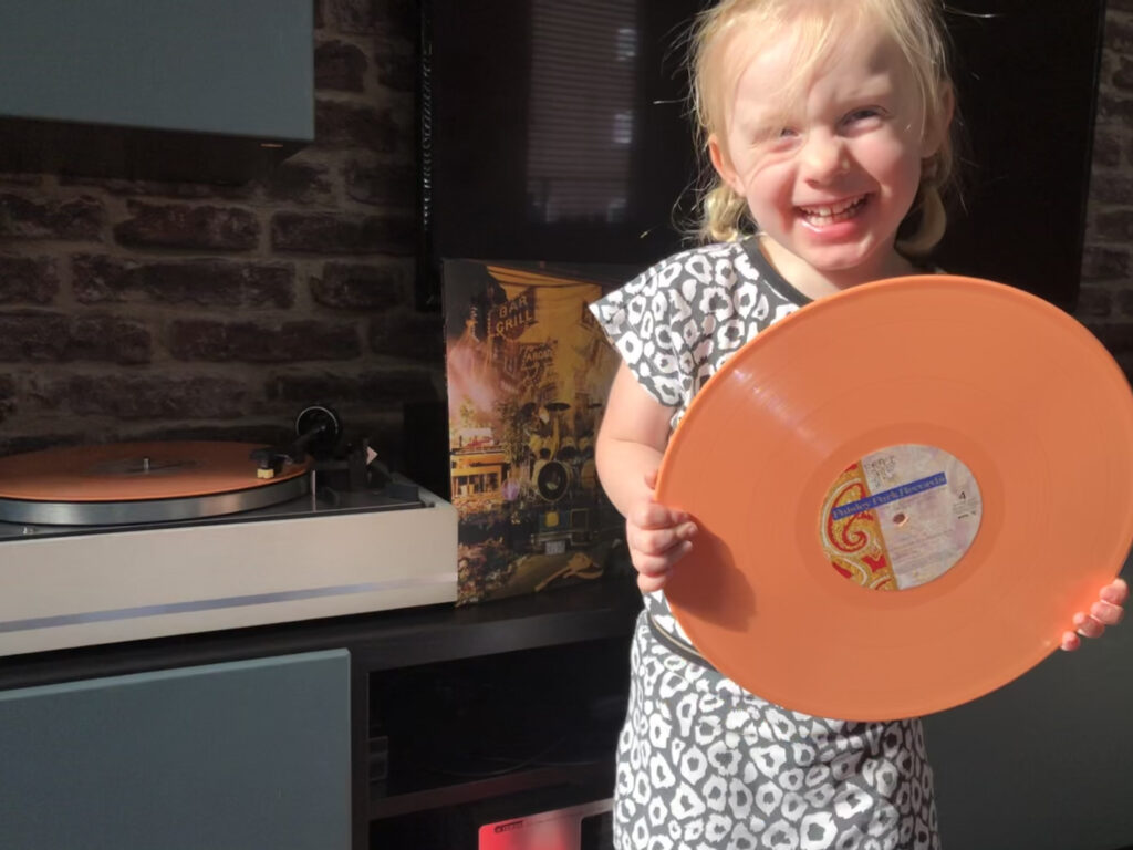 janna prince peach vinyl